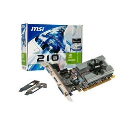 PLACA VIDEO PCI-E MSI GT 210 1GB DDR3 VGA-HDMI-DVI (912-V809-2808)