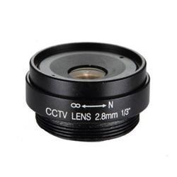 CCTV LENTE FIJO 16MM TP-0416AS