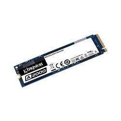 DISCO SSD M.2 PCI-E KINGSTON 500GB A2000 NVMe 2280 (SA2000M8/500G)