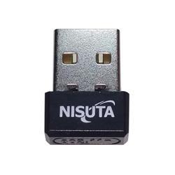 PLACA RED USB NANO NISUTA WIRELESS 150M 2.4GHZ NSWIU153N