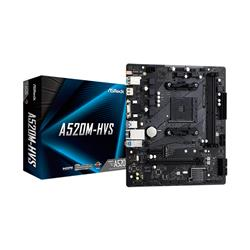 MOTHER ASROCK A520M-HVS R.3.0 M.2 HDMI VGA DDR4 USB 3.0 AM4
