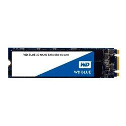 DISCO SSD W.DIGITAL BLUE 250GB M.2 2280 SATA 3 GREEN (WDS250G2B0B)