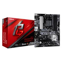 MOTHER ASROCK B550 PHANTOM GAMING 4 HDMI DDR4-USB 3.0 AM4-1  6 Sata (90-MXBCYO-AOUAYZ)