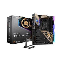 MOTHER ASROCK B550 TAICHI 1xHDMI+1XDP  DDR4-USB 3.0 AM4-1 8XSata WIFI 6+BT 6.1  (90-MXBD00-AOUAYZ)