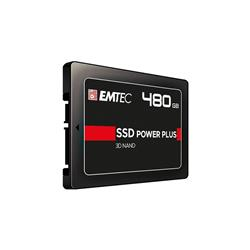 DISCO SSD EMTEC 480GB X 150 POWER PLUS SATA 3.0 6GB/S 2.5IN
